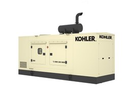 200kVA KOHLER Silent Diesel Generator Powered By Mahindra Mpower Engine