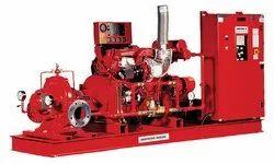 Fire Fighting Pumps- WILO Mather & Platt