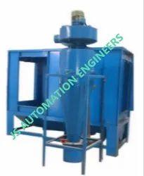 Aluminium Powder Coating Booth, Cross-Flow Type, Automation Grade: Semi-Automatic