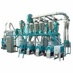 Mild Steel Fully Automatic Atta Chakki And Cleaning Plant