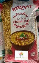 Yellow Viraat Chana Dal, 30 Kg, High in Protein
