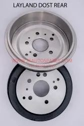 Brake Drum for LAYLAND DOST REAR