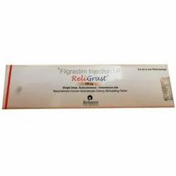 Religrast injection