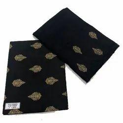 44 inch Dark Colors Ladies Cotton Suit Fabric, For Dress