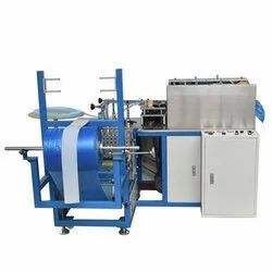 Automatic Single Phase Surgical Shoe Cover Making Machine