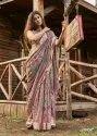 Shangrila New Kanchana Cotton Vol-23 Linen Cotton Saree Catalog