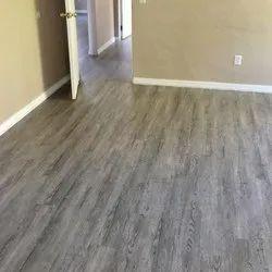 Brown Waterproof PVC Flooring