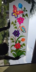 Colorful Decorative Stained Glass