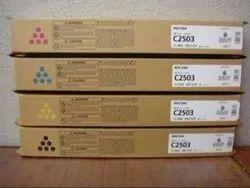 Ricoh MP C2503HS MULTI COLOUR TONER CARTRIDGE ( 4 PCS SET)