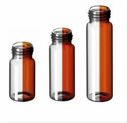 20 ml / 5.4 Dram Glass Screw Neck Vials