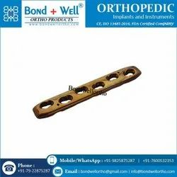 Orthopedic Broad Limited Contact Dynamic Compression Plate