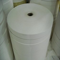 White Plain Paper Cup Bottom Raw Material, 150