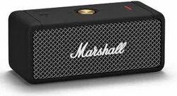 2.0 Black Marshall Emberton Compact Portable Speaker