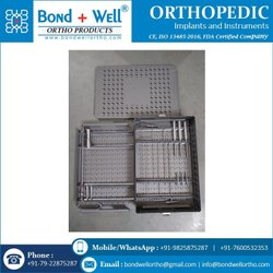 Orthopedic Square Nail Instrument set