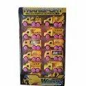Yellow Plastic Construction Truck Toys