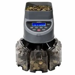 Maxsell Multi-Pocket Token Cum Coin Counter, Model Name/Number: Mx-cc 500 Pro
