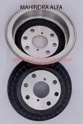 Brake Drum for MAHINDRA ALFA