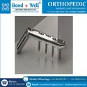 Orthopedic DHS Locking Plate