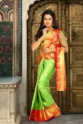Latest Kanchipuram Silk Sarees 2020