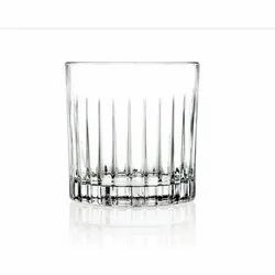Transparent RCR Timeless Glass Tumbler, For Hotel, Capacity: 36L