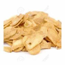 YMS Fried Garlic Flakes, Packaging Size: 1 kg, Packaging: Plastic Bag or Polythene