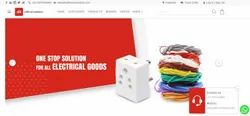 PHP/JavaScript Dynamic E-commerce Site development, With Online Support