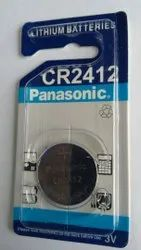 CR 2412 Panasonic Battery
