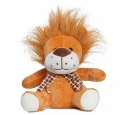 Plush same as pic soft funny lion, For Home