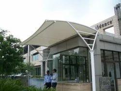 Vault Tensile Fabric Structure