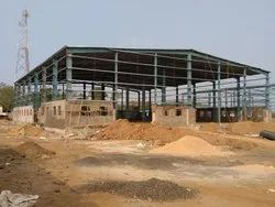 Industrial Projects Prefab Steel Buildings