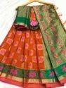 Most beautiful Patola saree look