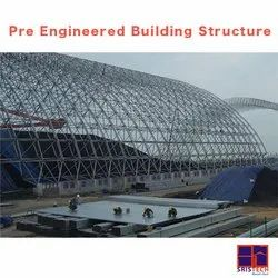 Pre Engineered Building Structure Designing Service