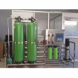 2000 LPH SS RO Water Filtration Plant