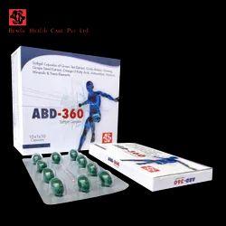 ABD-360 Softgel Capsule, Packaging Type: Box