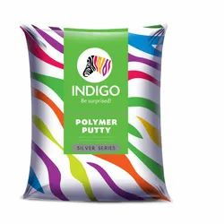 Indigo Silver Series Polymer Putty, For Construction