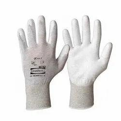 BS-GL-1307 Anti Static Palm Coated Gloves