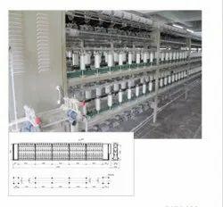 Lycra Yarn Covering Machine
