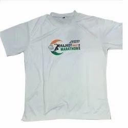 Beaumonde印花马拉松运动T恤,大小:M-XXL