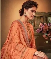 Glory By Sargam Pashmina Digital Printed Embroidery Suits Wholesaler