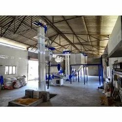 Automatic Roller Flour Mill Plant