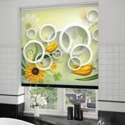 PVC Window Blinds, For Decoration
