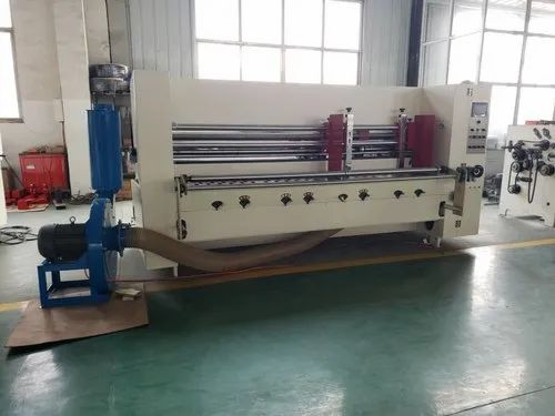 Lead edge Type Thin Blade Slitter Scorer