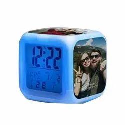 Decorative Digital Table Clock