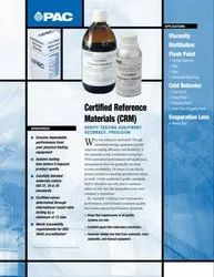 Certified Reference Materials (CRMs)