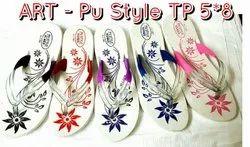 Namko Multicolor Ladies EVA Slippers