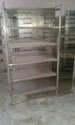 Slotted Angle Rack SS304