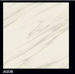 Ceramic Gloss Agon Vitrified Tiles, Size: 600x600 mm