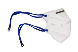 Medi-Max N95 BIS/ISI, DRDO Certified Kids Face Mask With Head Band Strap ( ISI )