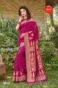 Fancy Mangalgiri Cotton Silk Saree