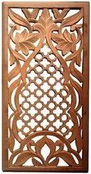 3D MDF Wood Jali Cutting Service